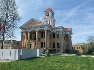 Blount County Court House in Maryville, TN