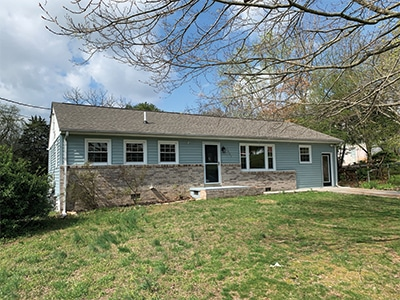 Recently sold home on Sharp Road in Powell,TN